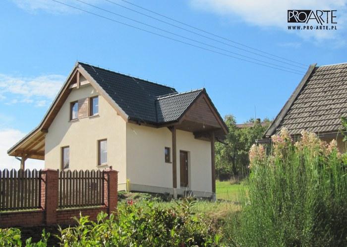 ORLEAN 4 C dom mieszkalny, drewniany szkielet